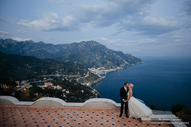 wedding photos in Ravello