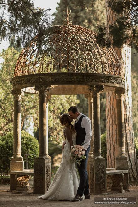 Matrimonio In Villa Cimbrone : Wedding in ravello villa cimbrone by enrico capuano